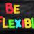 be flexible concept stock photo © krasimiranevenova