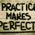 praktijk · perfect · kruiswoordraadsel · puzzel · vak · Blauw - stockfoto © krasimiranevenova