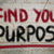 encontrar · propósito · conselho · lembrete · letra · guardanapo - foto stock © krasimiranevenova