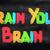 treno · cervello · carta · imprenditore · mano · uomo - foto d'archivio © krasimiranevenova
