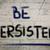 persistente · fundo · sucesso · pensar · pare · mudar - foto stock © krasimiranevenova