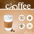 кофе · всплеск · Кубок · блюдце · высота - Сток-фото © kraska