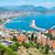 turkish city of alanya at the mediterranean sea stock photo © kravcs