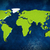 карта · Мир · океана · синий · дизайна · земле - Сток-фото © kravcs