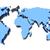 Мир · карта · карта · Мир · изолированный · белый · фон - Сток-фото © kravcs