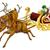 christmas sled stock photo © krisdog