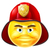 fireman emoji emoticon stock photo © krisdog