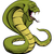 cobra snake about to strike stock photo © krisdog