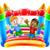 garçon · célébrer · anniversaire · peu · sautant - photo stock © krisdog