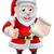 Karikatur · Weihnachten · blättern · Zeichen - stock foto © krisdog