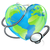stéthoscope · autour · coeur · illustration · résumé · médecin - photo stock © krisdog