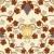 beautiful vine leaf and urn seamless tile design stock photo © krisdog