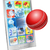 cricket ball flying out of cell phone stock photo © krisdog