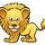 лев · Cute · белый · ребенка - Сток-фото © krisdog