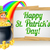 st patricks day sign 2015 b1 stock photo © krisdog