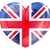 liefde · Verenigd · Koninkrijk · symbool · hart · vlag · icon - stockfoto © krisdog