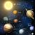 орбита · планеты · пространстве · иллюстрация · аннотация · природы - Сток-фото © krisdog