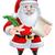 mikulás · mutat · karácsony · lista · illusztráció · mikulás - stock fotó © krisdog