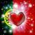 愛 · ポルトガル · 中心 · フラグ · アイコン · シンボル - ストックフォト © krisdog