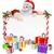 santa christmas gifts sign stock photo © krisdog