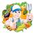 gardener and vegetables stock photo © krisdog