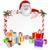 Noel · hediyeler · imzalamak · hediyeler · bo · ahşap - stok fotoğraf © krisdog