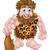 cartoon · jaskiniowiec · klub · strony · człowiek · zabawy - zdjęcia stock © krisdog