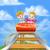 roller coaster fair theme park stock photo © krisdog