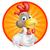 chicken cartoon stock photo © krisdog