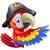 parrot pirate pointing stock photo © krisdog
