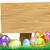 páscoa · conselho · decorativo · ovos · projeto · fundo - foto stock © krisdog