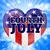 patriótico · bandeira · americana · EUA · coração · orgulhoso · bandeira - foto stock © krisdog