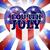 ABD · gün · poster · bayrak · yazmak - stok fotoğraf © krisdog