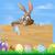 chocolade · Easter · Bunny · eieren · houten · heerlijk · Pasen - stockfoto © krisdog