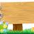 Easter · Bunny · teken · cartoon · binnenkant · easter · egg · wijzend - stockfoto © Krisdog
