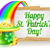 happy st patricks day sign stock photo © krisdog