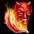piros · forró · rajz · chilipaprika · karakter · tűz - stock fotó © krisdog