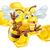 vektor · ikonok · méhek · méz · méh · ikon - stock fotó © krisdog