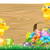 aves · huevos · Pascua · naturaleza · diseno · conejo - foto stock © krisdog