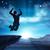 sikeres · üzletember · ugrik · öröm · örömteli · férfi - stock fotó © krisdog
