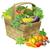 vegetable basket stock photo © krisdog