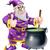 wizard and cauldron stock photo © krisdog
