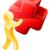 3D · erreur · signe · rouge · technologie - photo stock © krisdog