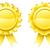 prêmio · projeto · assinar · azul · vermelho · jogos - foto stock © krisdog