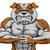 bring it bulldog mascot stock photo © krisdog