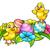 easter · eggs · pollo · design · uovo · arte · uccello - foto d'archivio © krisdog