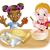Cartoon · дети · детей · приготовления · Повара - Сток-фото © krisdog