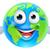 boldog · föld · napja · rajz · földgömb · kabala · terv - stock fotó © krisdog