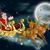 santa and sleigh stock photo © krisdog
