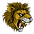 leone · cartoon · retro · circo · disegno · cute - foto d'archivio © krisdog
